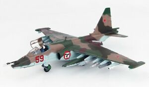 Su-25 Frogfoot 1:72 Soviet 59 378.OShAP VVS Afghanistan 1986 Hobby Master HA6103