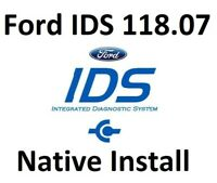 FORD IDS 118.07 (08.2020) + Extras Package - for VCM - Native Install (Download)