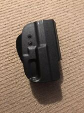 Ex Police Gun Holster. Left Handed. Used. 755.