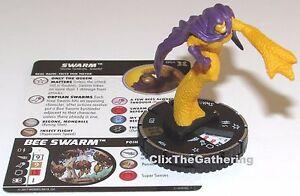 Swarm 054 Deadpool E x-Force Marvel Heroclix Super Raro
