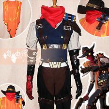 League of legends LOL Virtuoso Jhi High Noon Skin Cosplay Costume Kostüme Custom