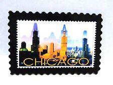 ▓ CHICAGO FRIDGE / REF MAGNET COLLECTIBLE SOUVENIR