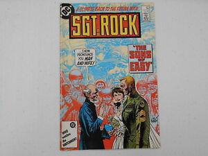 Sgt. Rock #417 (DC) 7.5 VF-