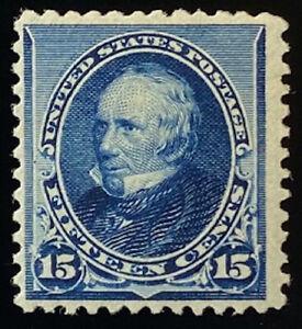 U.S.  227  Beautiful  Mint  NEVER   Hinged  Value  a 804