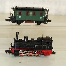 2x Arnold: máquina de vapor t3, 3030 vehículos implicados kpev pista n