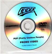 (FF864) Glyder, Pretty Useless People - DJ DVD