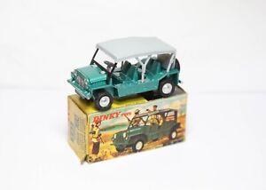Dinky 342 Austin Mini Moke In Its Original Box - Near Mint Vintage Original