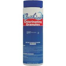 12 pk PacifiClear 2 Lb Chlorine Granule Water Clarifier Pool Cleaner Chemical