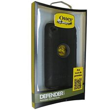OtterBox Defender Series Case for iPod touch 4G - Black/Coal