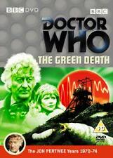 Doctor Who - The Green Death [DVD] [1973 DVD Original 1 disc edition  SEALED NEW