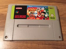 Super Nes :      DISNEY GOOF TROOP      PAL FR