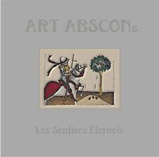ART ABSCONS - Les Sentiers Eternels CD  GNOMONCLAST  Death in June Blood Axis