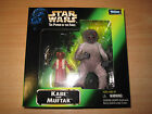 STAR WARS FIGURINE FIGURE KENNER 1998 POWER OF THE FORCE KABE & MUFTAK MINT MOC