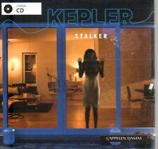 CD HÖRBUCH NORWEGISCH: Lars Kepler STALKER, 11 CD 14 Stunden