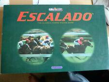 Waddingtons Escalado Vintage Horse Racing Game 1997 Complete.- Unused condition.