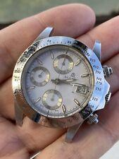 Margi Automatic Chronograph Movement Valjoux 7750 Original Dial Vintage Watch