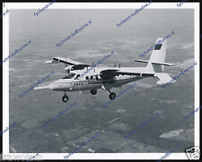 "CAAC DE HAVILLAND DH-6-310 TWIN OTTER C-GNZT-X, SHARP BOEING STAMPED PHOTO 8x10"""