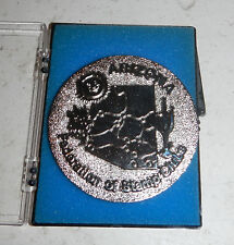 Arizona Federation of Stamp Clubs Metal Medal APS American Philatelic Society