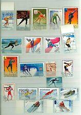 MTD A11 Diff Countries 20v  Winter SPORT Skiing Skating Ski Jump
