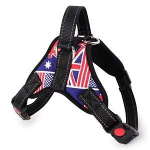Pet Dog Harness Vest Saddle Type Medium and Large Dog Chest and Back Clothing