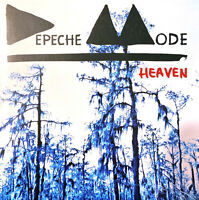 Depeche Mode ‎Maxi CD Heaven - Europe (EX+/G)