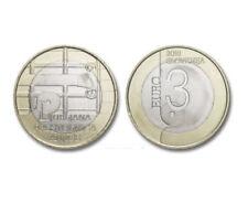 Pièces de monnaie d'Europe de l'Ouest de France