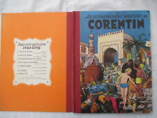 LES EXTRAORDINAIRES AVENTURES DE CORENTIN CUVELIER LOMBARD 1953