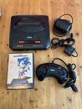 Sega Mega Drive II 2 Konsole Spielekonsole Pal Av Controller, Inkl Sonic