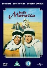 ROAD TO MOROCCO - DVD - REGION 2 UK