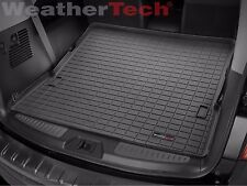 WeatherTech Custom Cargo Liner Trunk Mat for QX56/QX80/Armada - Large - Black