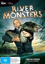 River Monsters: Season 3, DVD