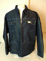 Rocawear Men's Blue Denim Jean Jacket Size 3XL. #141