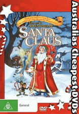 The Life & Adventures Of Santa Claus DVD NEW, FREE POSTAGE WITHIN AUST REGION 4