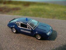 1/87 Norev Renault Alpine A310 1977 Gendarmerie (F) 517814