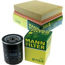 MANN-FILTER Set Oil Filter Air Filter Inspection Set MOL-9694062