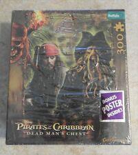Disney's Pirates of the Caribbean Dead Mans Chest Confrontation 300 Piece Puzzle