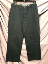 Old Navy Women's Jeans size 32W30L Loose Relaxed Fit 4 Pockets charcoal Khaki