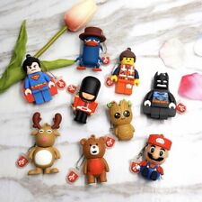 Lego USB Flash Drive Cute 32G memory stick Superman Batman Captain America Cute