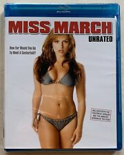 NEW MISS MARCH FULLY EXPOSED EDITION UNRATED BLU RAY DIGITAL COPY 2 DISC SET BUY