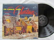 For A Musical Merry Christmas, Arthur Fiedler,Vinyl lp,RCA Victor