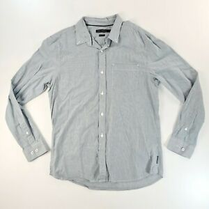 FRENCH CONNECTION Mens Long Sleeve Dress Shirt Size Medium
