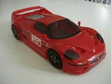 1/10 Scale Ferrari F50 RC car body clear 200mm associated tamiya traxxas 0040