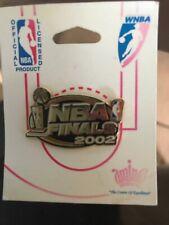 Nba Finals 2002 Pins