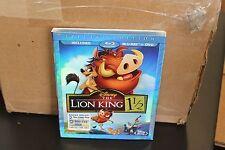 Disney The Lion King 1 1/2 1.5 Blu Blu-ray DVD Combo Blu-ray/DVD BRAND NEW w sc