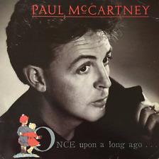 """PAUL MCCARTNEY - Once Upon A Long Ago (7"""") (G+/G)"""