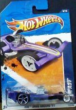 2011 Hot Wheels HW Drag Racers '11 6/10 Madfast - Purple
