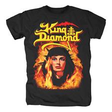 Vintage King Diamond T-shirt Tee Reprint For Men Women S-234XL PP439