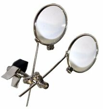 Clip-On Eye Loupe Magnifying Glass Lens 7.5x + 7.5x = 15x Magnification Loopy