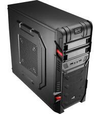 Aerocool - GT Advance Midi-tower negro carcasa de ordenador