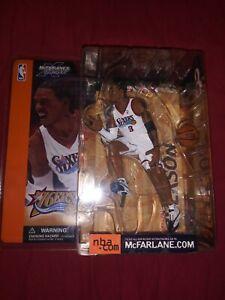 McFarlane Sport Picks S1 NBA  Allen Iverson 76ers legend